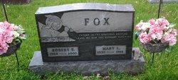 Mary Lois <i>Davis</i> Fox