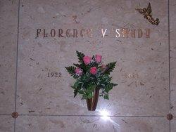 Florence V Shudy