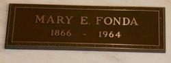 Mary E Fonda