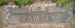 Mary Sue <i>Parker</i> Ramsey
