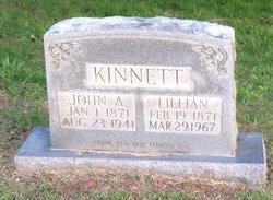 John Antley Kinnett