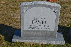 Lydia <i>Zook</i> Bawel