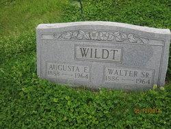 Augusta E <i>Burgdorf</i> Wildt