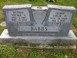 Virgil D. Babbs
