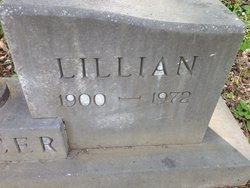 Lillian M. <i>Burnard</i> Spencer