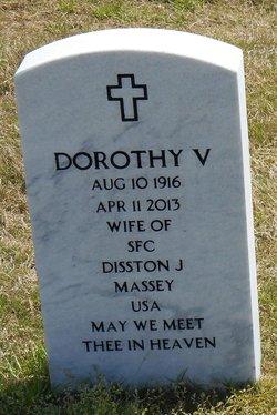 Dorothy V. Massey