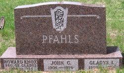 John C Pfahls
