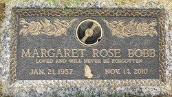 Margaret Rose Bobb