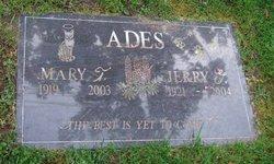 Jerry Jessie Ades