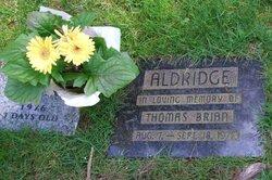 Thomas Brian Aldridge