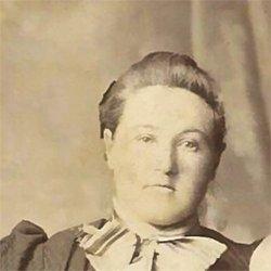 Martha Matilda Mattie <i>Burris</i> Garriott