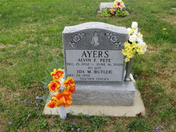 Alvin F. Pete Ayers