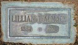 Lillian T. <i>Williams</i> Almack