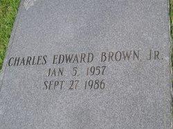 Charles Edward Brown, Jr