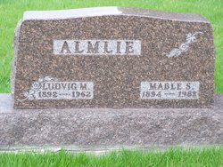 Mable Sophie <i>Nelson</i> Almlie