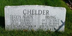 Sylvia <i>Allen</i> Chelder