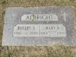 Mary H Albright