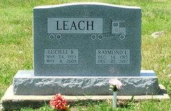 Raymond L. Leach