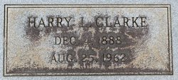 Harry Lucian Clarke