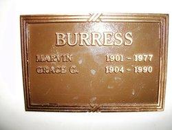 Grace <i>Gruber</i> Burress