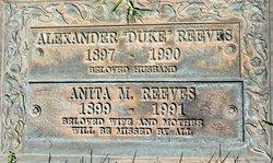 Alexander M Reeves