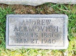 Andrew Andy Adamovich