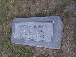 Johnson M Beck