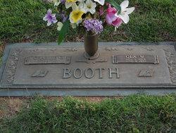 Charlie Gilbert Booth