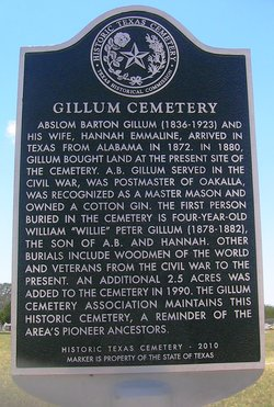 Gillum Cemetery