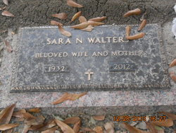 Sara Netta <i>Willis</i> Walters