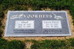 Laura <i>Hatch</i> Voorhees