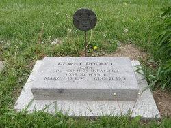 Dewey E Dooley