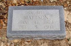 Sarah Isabell Bell <i>Smith</i> Matson