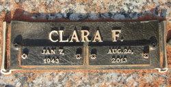 Clara <i>Forrest</i> Avants