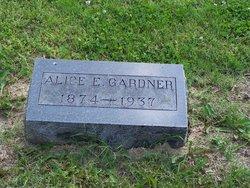 Alice E. <i>Falwell</i> Gardner