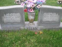 Ruth Vastine <i>Mitchell</i> Allen