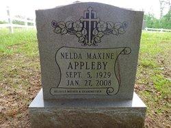 Nelda Maxine Appleby