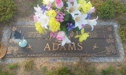Agnes D Adams