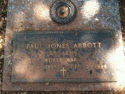 Paul Jones Abbott