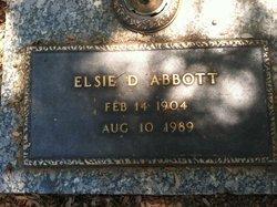 Elsie Densmore Abbott