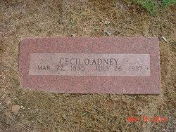 Cecil Oscar Adney