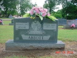 Bonnie Maye <i>Gish</i> Abbott