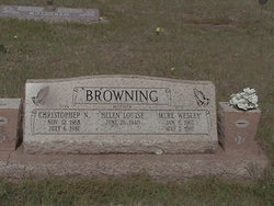 Helen Louise <i>Endecott</i> Browning