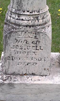 Jane <i>Endsley</i> Bell