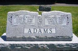 Donald Wayne Adams