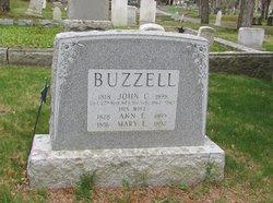Mary E Buzzell
