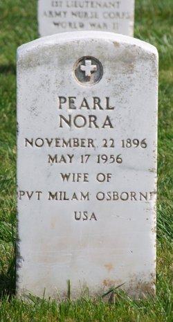 Pearl Nora Osborne