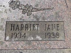 Harriet Jane Alsaker