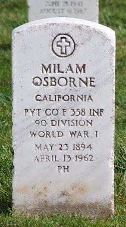 Milam Wolf Osborne