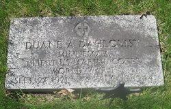 Duane A Dahlquist